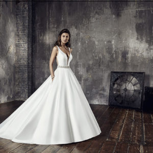 Eddy K - The #1 Italian wedding dress designer for over 20 years