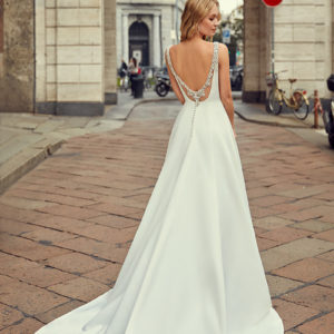 MD242 Milano By Eddy K Bridal