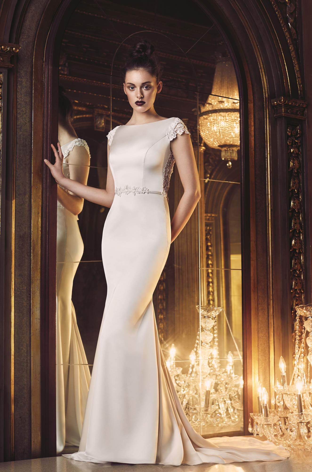 Paloma Blanca Wedding Dress
