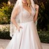 Casablanca bridal dress 2387 Lizzie (4)