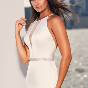 Paloma Blanca new dress #4833