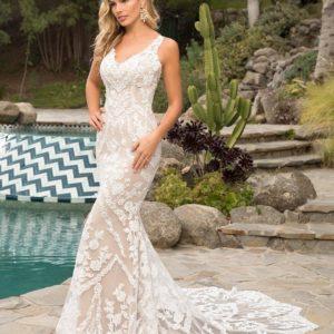 Casablanca bridal BL299 Jaden