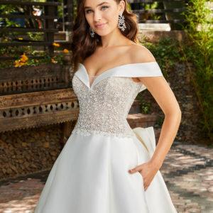 Casablanca Bridal Style 2401-1 Kensington
