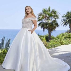 Casablanca Bridal Style 2402-3 Kensington