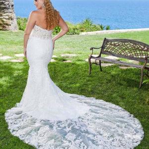 Casablanca Bridal Style 2404 Carter