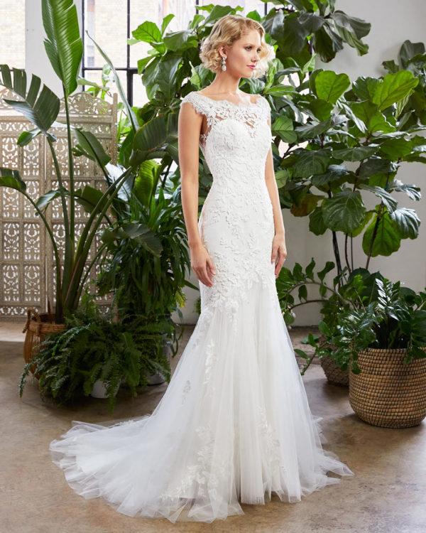 Casablanca Bridal Style BL 329 Darcey